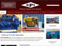 Power Specialties Pumps